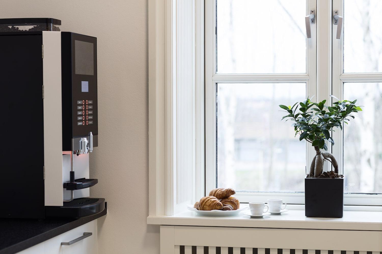 Velassorteret kaffemaskine